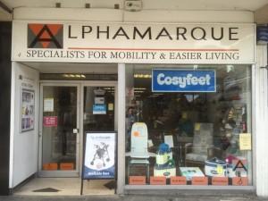 Colchester shop
